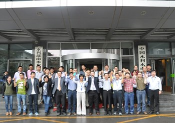 The Final Design Review for the poloidal field AC/DC converter was successfully held in Beijing, China on 23-25 September. (Click to view larger version...)