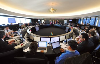 The eighteenth Management Advisory Council convened from 28-30 October at ITER Headquarters. (Click to view larger version...)