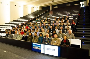 At the three-day Control System Technical User Meeting, instrumentation and control developers and experts from the Domestic Agencies and their suppliers were able to interact with the ITER Control System Division to discuss design approaches, implementation difficulties and missing features. (Click to view larger version...)
