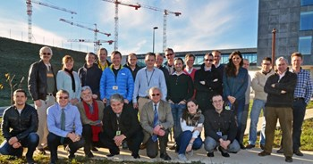 Two major design reviews for the ITER vacuum system took place in December. The successful outcome of both means that the leak detection and leak localization systems and the cryopump cryogenic supply system can move forward to Procurement Arrangement signatures with Europe. (Click to view larger version...)
