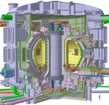 Fúzní reaktor