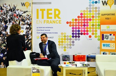 Registration is going strong for this year's edition of the ITER Business Forum, with more than 400 company delegates already registered. (Click to view larger version...)