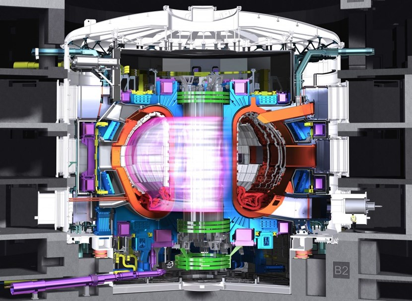 Beyond its symbolic importance First Plasma, scheduled for November 2025, will also be the occasion to test the alignment of the machine's magnetic fields and the operation of critical systems. (Click to view larger version...)