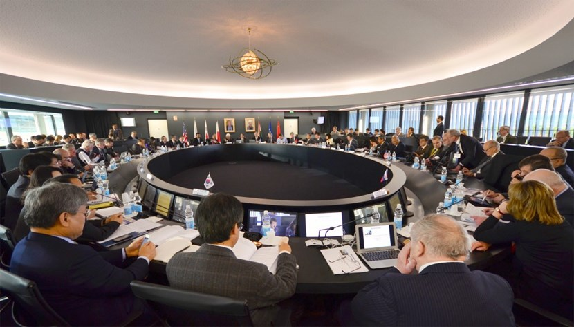 The Council noted the strong measures that have been taken by the ITER Organization and the Domestic Agencies to realize strategic schedule milestones and to develop new corrective measures for critical systems. (Click to view larger version...)