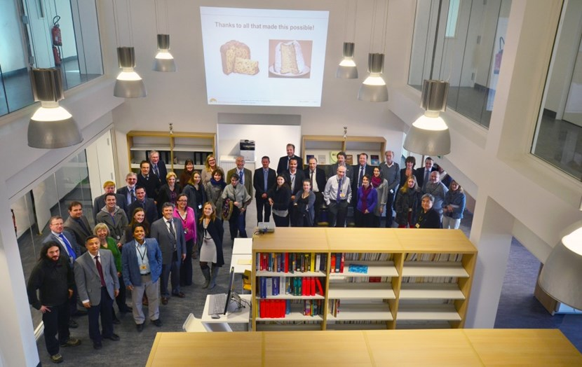 The ambition to join the handful of premiere fusion libraries in the world: the new ITER library. (Click to view larger version...)