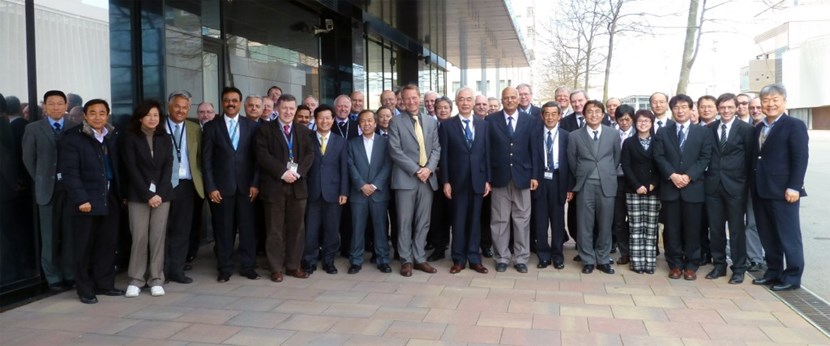 Following the request of the Eleventh ITER Council, MAC convened for a ''special'' session on schedule issues from 18-19 March in Barcelona chaired by Ranjay Sharan from India. (Click to view larger version...)