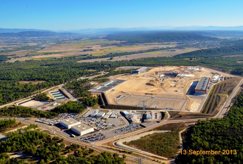 © ITER Organization (Click to view larger version...)