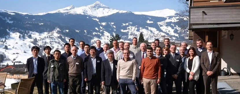 The ITER Domestic Agencies involved in the procurement of superconductors and coils—and their suppliers—met in Switzerland in March for the semiannual Conductor Meeting.