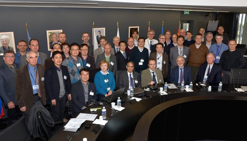 The International Tokamak Physics Activity (ITPA) provides a framework for internationally coordinated fusion research activities. In December 2016, the group's annual end-of-year meeting was held at ITER Headquarters. (Click to view larger version...)
