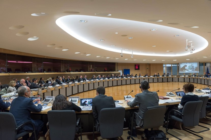Business leaders, policy-makers, scientists and civil society representatives assessed ITER as a source of current and future benefits for Europe's economy, society and research communities at the first European Commission ITER Industry Day. (Click to view larger version...)