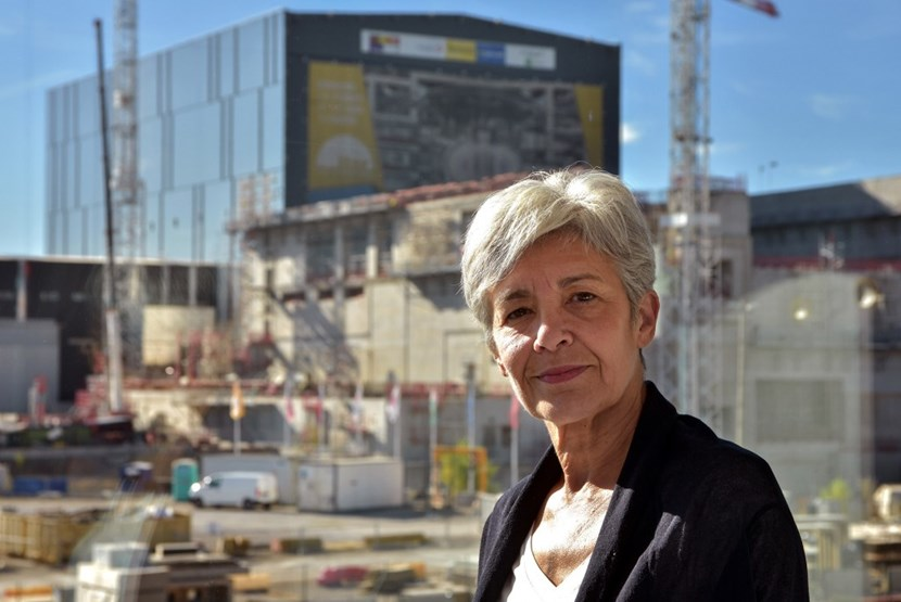 As France's Minister of Research in 2003, astronaut Claudie Haigneré was instrumental in promoting Europe's bid to host ITER. Fifteen years later, she can take the full measure of what her past involvement has contributed to. (Click to view larger version...)
