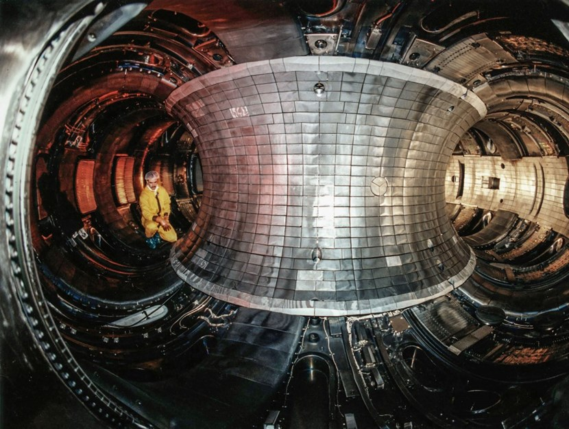 The Tokamak Fusion Test Reactor (TFTR) operated at Princeton Plasma Physics Laboratory (PPPL) from 1982 to 1997. It is the only machine, with the European JET, that implemented the actual fusion fuels deuterium and tritium plasmas, producing significant levels of fusion power. The Committee on a Strategic Plan for Burning Plasma Research now recommends that the United States start a national program leading to the construction of a compact pilot plant. During the course of its investigations, the Committee visited ITER, General Atomics (DIII-D tokamak), and the Princeton Plasma Physics Laboratory (NSTX tokamak). (Click to view larger version...)