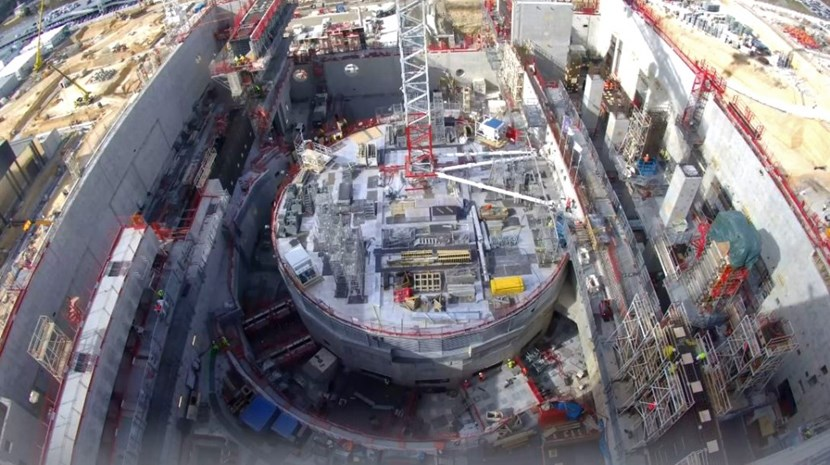 There is worldwide interest in viewing progress at ITER in real time. Since the webcam's installation in 2017, more than 20,000 web visitors from 140 countries have ''watched'' ITER construction from above. (Click to view larger version...)