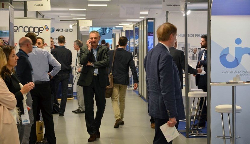 IBF/19 established a new record, with 1,110 participants from 484 companies, 80 exhibition stands and more than 1,200 formal business-to-business meetings. (Click to view larger version...)