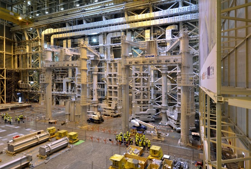 Dwarfed by the twin Titans in the Assembly Hall, or awed by the view of the Tokamak Pit, the 800 participants to the 14th edition of the ITER Open Doors Day were treated to an intense and unforgettable experience. (Click to view larger version...)