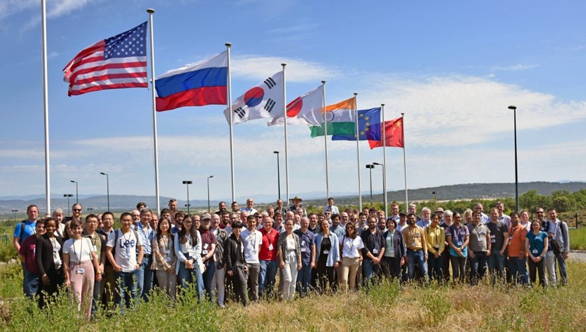 Developers and managers from many user sites around the world converged on ITER from 3 to 7 June 2019 for the spring EPICS collaboration meeting. (Click to view larger version...)