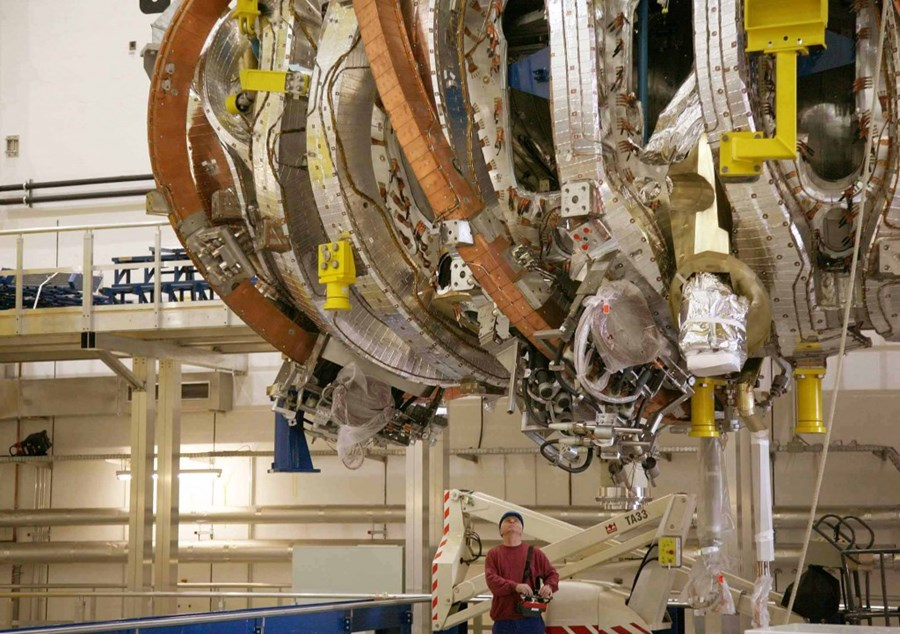 Image result for renaissance fusion stellarator