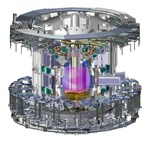 The tokamak cooling water system interfaces with 27 other systems inside the machine.