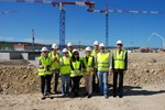 The ITER Communications team hosts an annual meeting on site with the communicators from the seven ITER Domestic Agencies. This year, the two day meeting from 13-14 May overlapped with the get-together of the EFDA PIN network ... over 40 fusion communicators together for the first time.