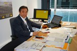 ITER Chief Engineer and now head of the Project Control & Assembly Directorate, Joo-Shik Bak.