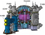 Cutaway of the JT-60SA Tokamak.