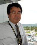 Eisuke Tada runs the biggest office within the ITER Organization.