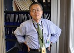 Takayuki Shirao, the new Head of ODG, is a veteran of large and complex science projects, of their management, and sometimes of their reform.