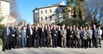 At its 13th meeting, the members of the International Tokamak Physics Activity (ITPA) joined together with representatives of the major fusion facilities to discuss the coordination of experimental programs on an international scale in support of ITER physics R&D.