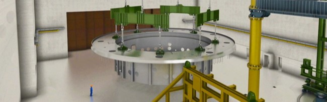 First-phase assembly activities—for the ITER Tokamak and plant systems—kick off in the third quarter of 2014.